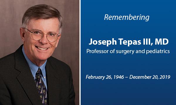 Dr. Joseph Tepas
